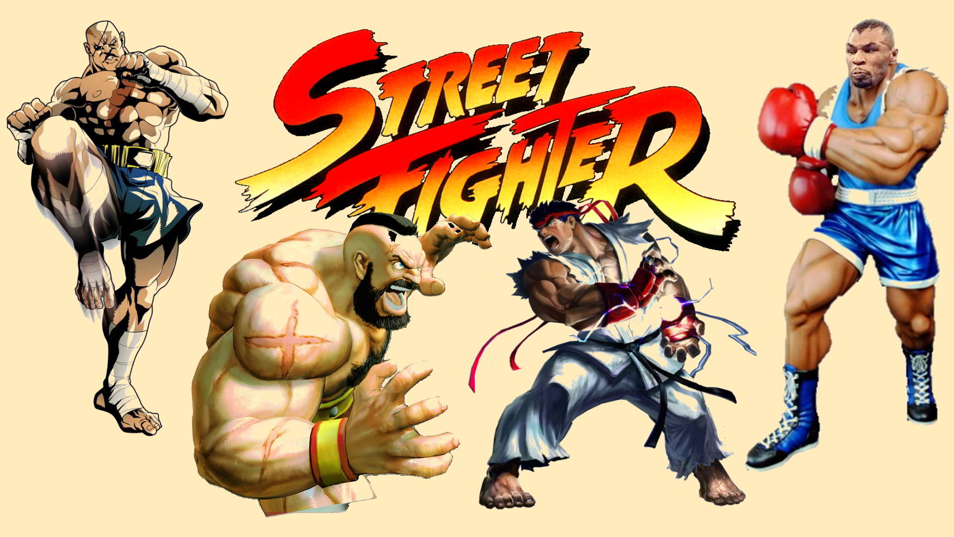 8 things you probably didn't know about street fighter